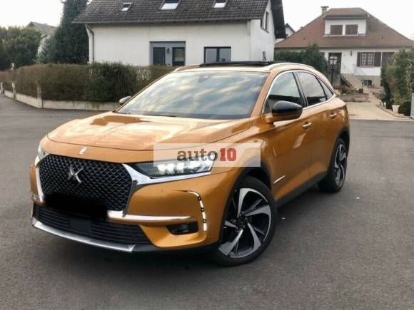 DS Automobiles DS7 Crossback 2.0 HDI 180