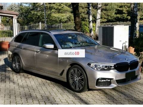 Bmw 520 xDrive Touring Msport