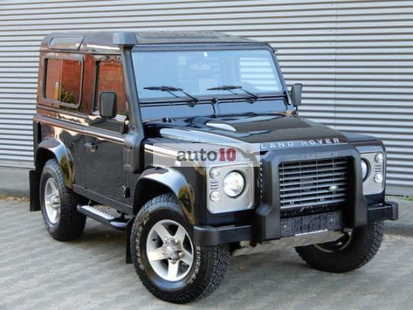 Land Rover Defender 90 SE Winterpaket