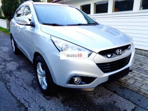 Hyundai Tucson ix35