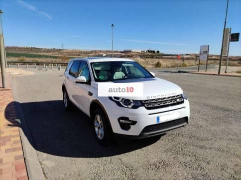 Land Rover Discovery Sport 2.0TD4 SE 4x4 Aut. 150