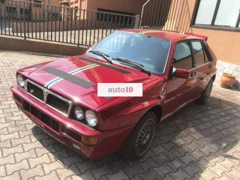 Lancia Delta 2.0i.e. turbo 16V HF Evoluzione Final Edition