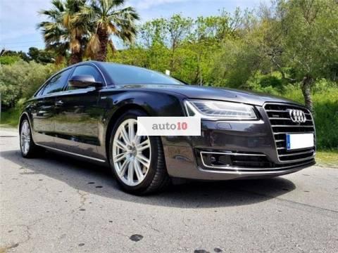 Audi A8 L 4.2TDI CD quattro aut.