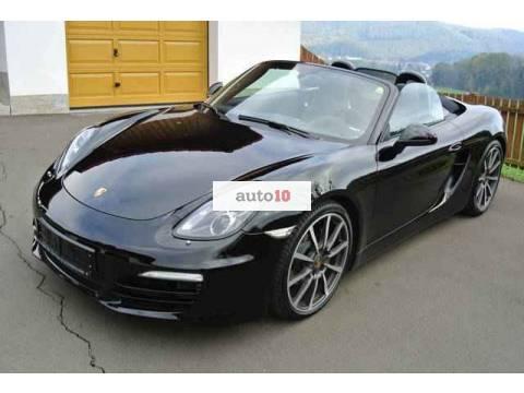 Porsche Boxster 2.7 DSG