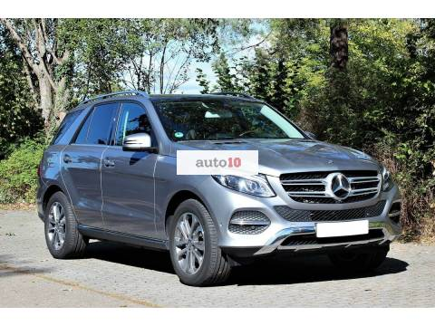 Mercedes-Benz GLE 350 d 4Matic LED