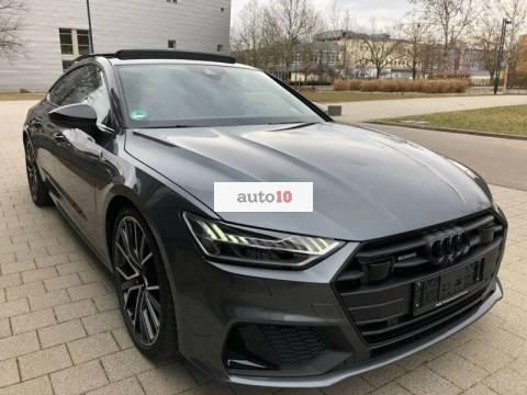 Audi A7 50TDI S line
