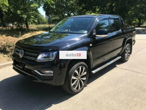 Volkswagen Amarok 3.0 TDI 4MOTION Autm. Aventura