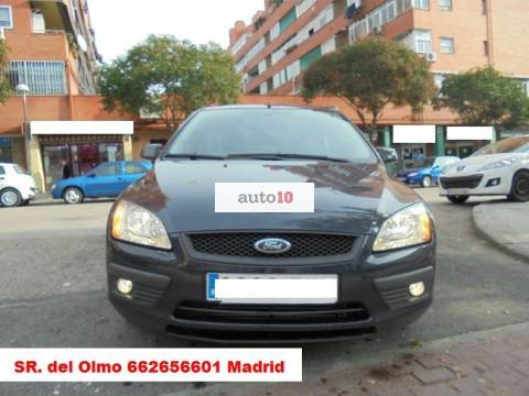 FORD FOCUS 1.8 TDCI 3-P 115-CV CON SOLO 113.000.-KMS