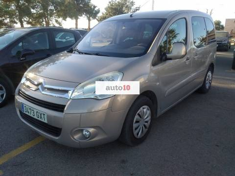 CITROEN BERLINGO 1.6 HDI 90 CV MULTISPACE.