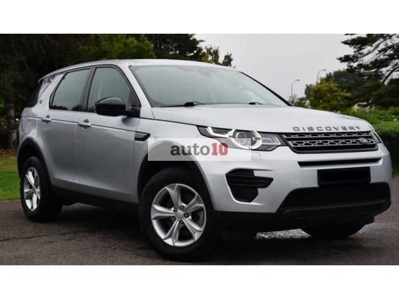 Land Rover Discovery Sport 2.0 TD4 Pure