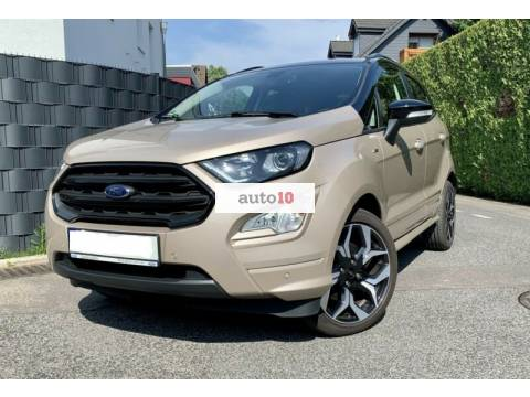Ford ECOSPORT 1.0 ST-LINE Autom.