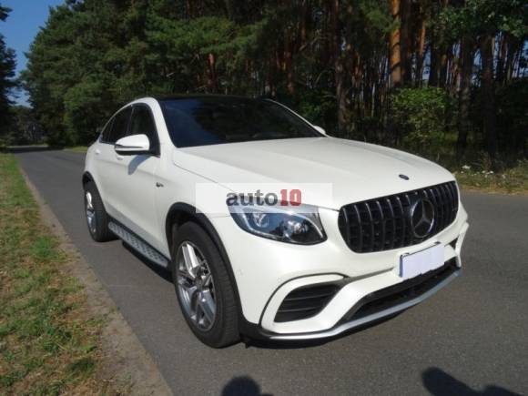 Mercedes-Benz GLC 250 Coupe 4M 9G-TRONIC