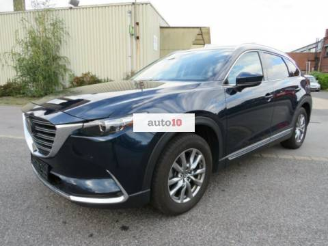 Mazda CX-9 AWD 2.5 V4 Turbo 7