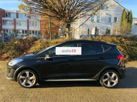 Ford Fiesta Active X 1.5 TDCI