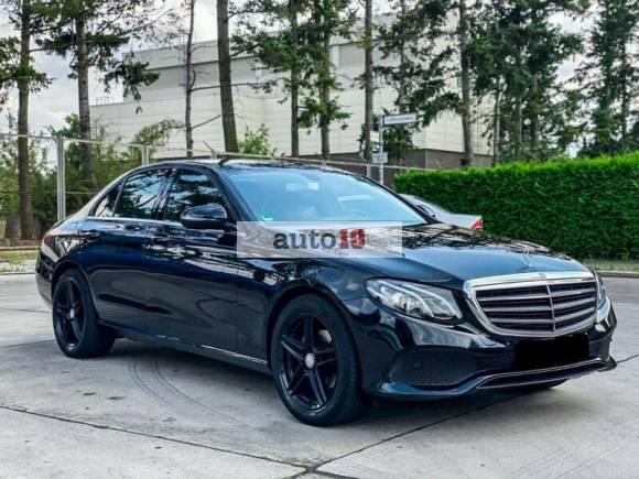 Mercedes-Benz E 220 d 9G-TRONIC Euro 6