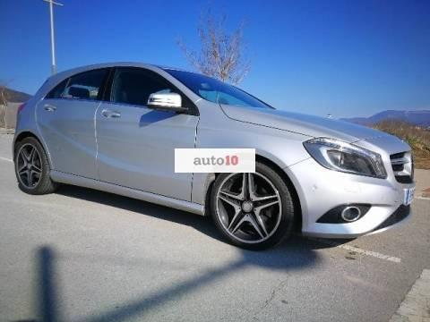 Mercedes-Benz A 200 Ambition llantas AMG