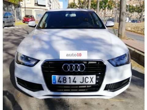 Audi A4 2.0TDI DPF S line edition Multitronic