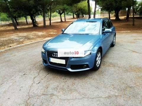 Audi A4 Avant-2-0tdi Multitronic-dpf-143-diesel