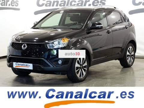 SsangYong Korando D20T Limited Auto 4x4