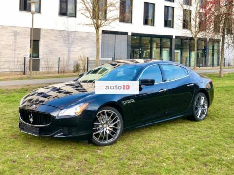 Maserati Quattroporte 3.0 V6 S Q4 GranSport Carbon Innen.