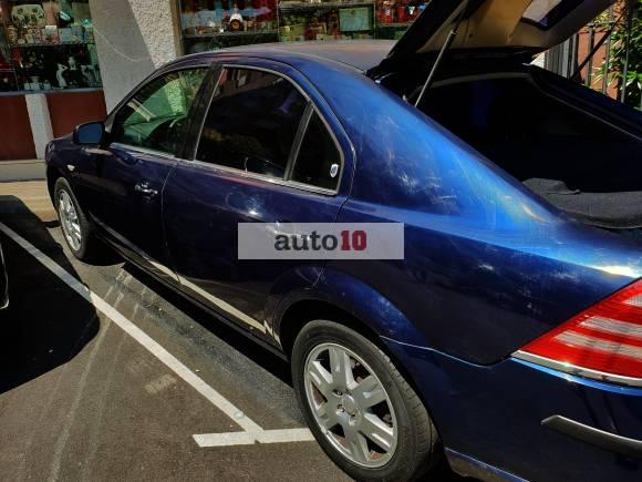 Ford mondeo 139 ghia 2006