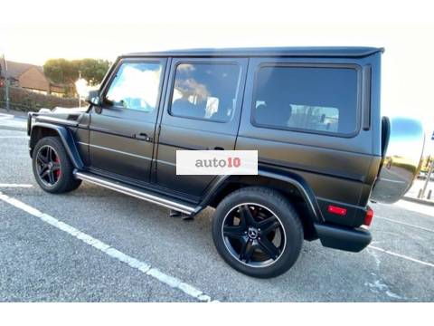 Mercedes-Benz G 63 AMG Largo Aut.
