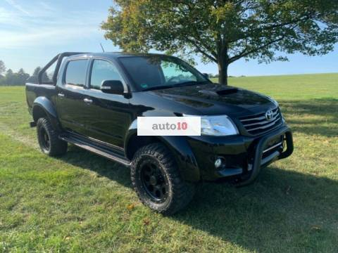 Toyota HiLux 4x4 Double Cab DPF Autm. Executive