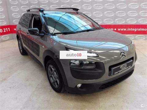 citroen c4 cactus de segunda mano. Black Bedroom Furniture Sets. Home Design Ideas