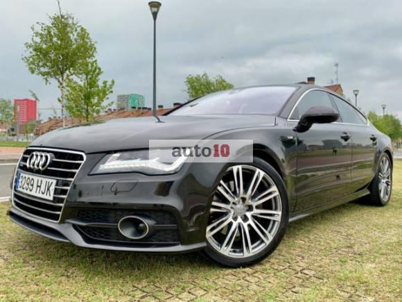 Audi A7 Sportback S-LINE 3.0TDI quattro S-Tronic 245cv