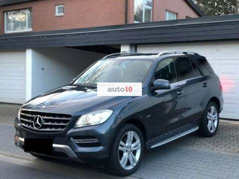 Mercedes-Benz ML 350 BlueTEC 4MATIC 7G-TRONIC
