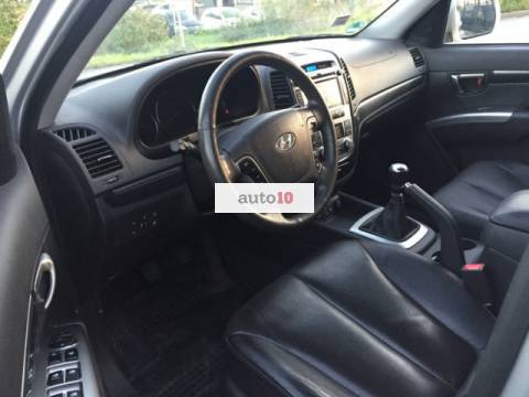 2012 Hyundai Santa Fe 2.2 CRDi
