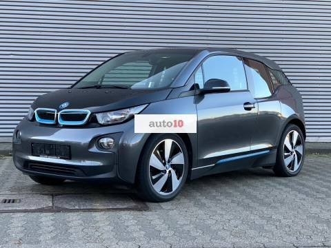 BMW i3 Rex Leder LED