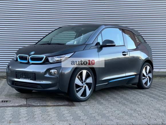 BMW i3 Rex Leder LED
