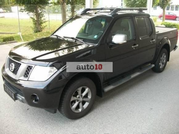 Nissan Double Cab Navara LE