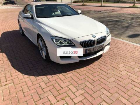 BMW 640 D MPAKET CABRIO SPORT