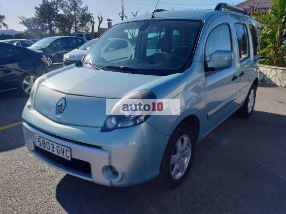 RENAULT KANGOO 1.5 DCI DOBLE PUERTA LATERAL
