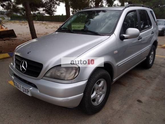 MERCEDES ML 270 CDI 163 CV AUT.