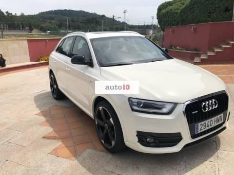 Audi Q3 2.0TDI Ambition quattro S-Tronic 177