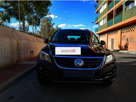 Vendo Volkswagen tiguan