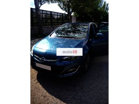 OPEL Astra 1.7 CDTi SS 110 CV Selective Business -2014