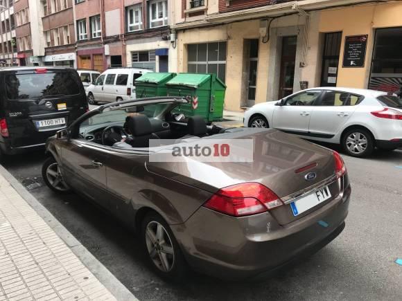 Cabrio Ford cc descapotable Focus