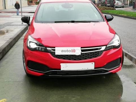 OPEL ASTRA GSI LINE