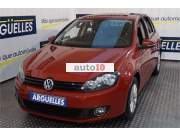 VOLKSWAGEN Golf VI 2.0 TDI 110cv DPF Advance