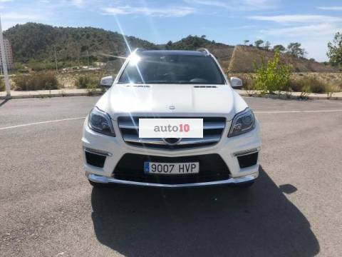 Mercedes-Benz GL 350 BlueTec 4M AMG (14.75)