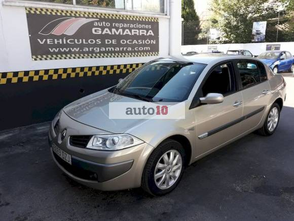SE VENDE RENAULT MEGANE 1.6 16V POSIBLE FINANCIACION