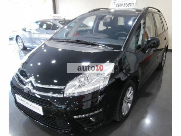 Citroen C4 Grand Picasso 1.6hdi Seduction