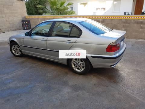 Vendo BMW por Jublilacion  3500 €