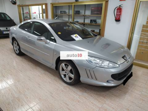 PEUGEOT 407 Coupe Pack 2.0 HDI 136cv