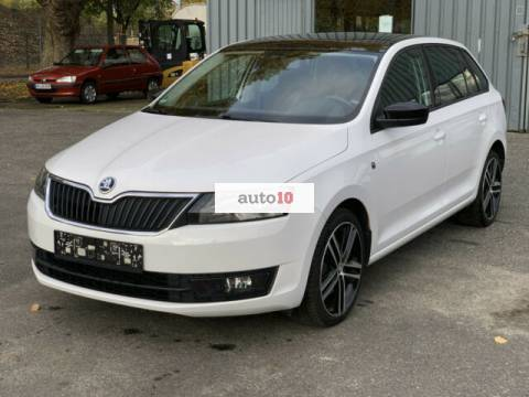 Skoda Rapid Spaceback Ambition Aut.