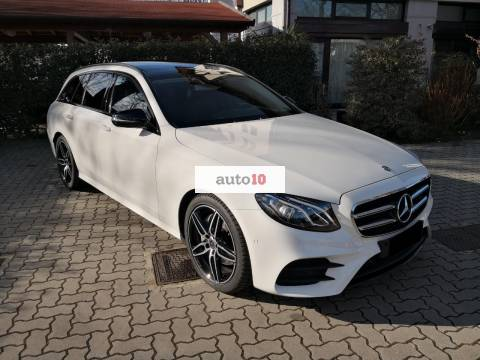 Mercedes-Benz E 220 d Premium SPEEDSHIFT AMG